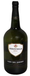 Sheffield Cellars Sherry Very Dry 750ml - Case of 12